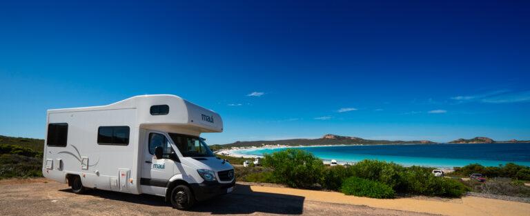 Camper reizen in Australië